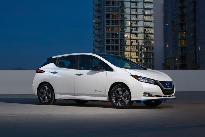 What's New - CES 2019 Highlights Nissan Leaf
