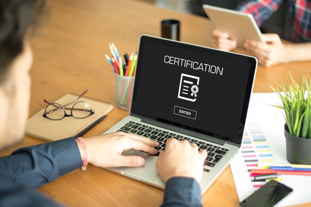 career certification