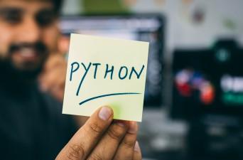 Python blog cover