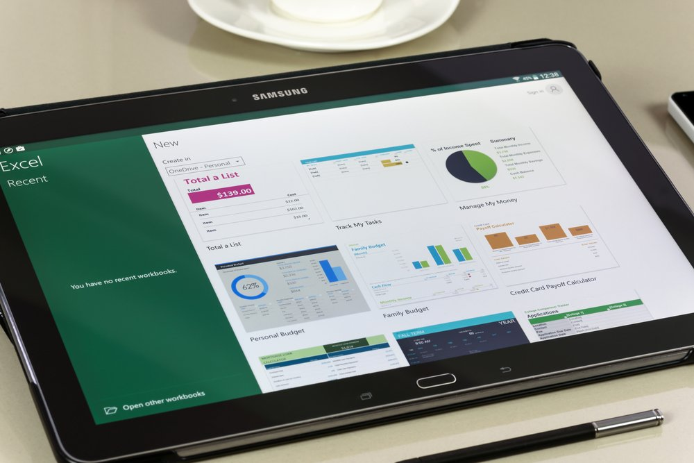 tablet with microsoft excel - is it worth it